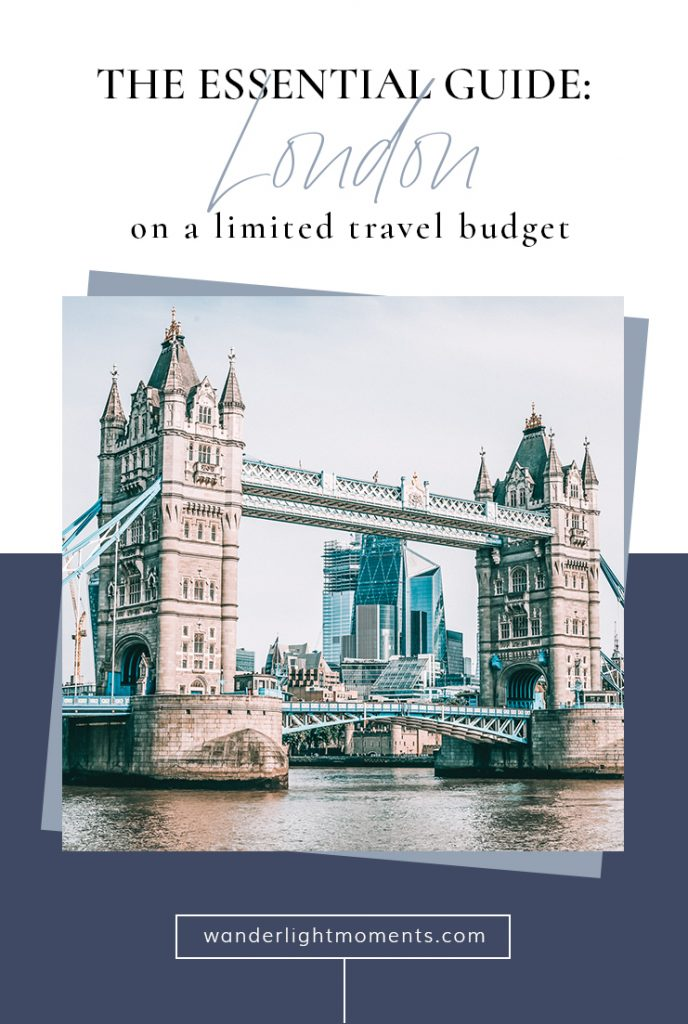 Essential Guide: London on a Limited Travel Budget