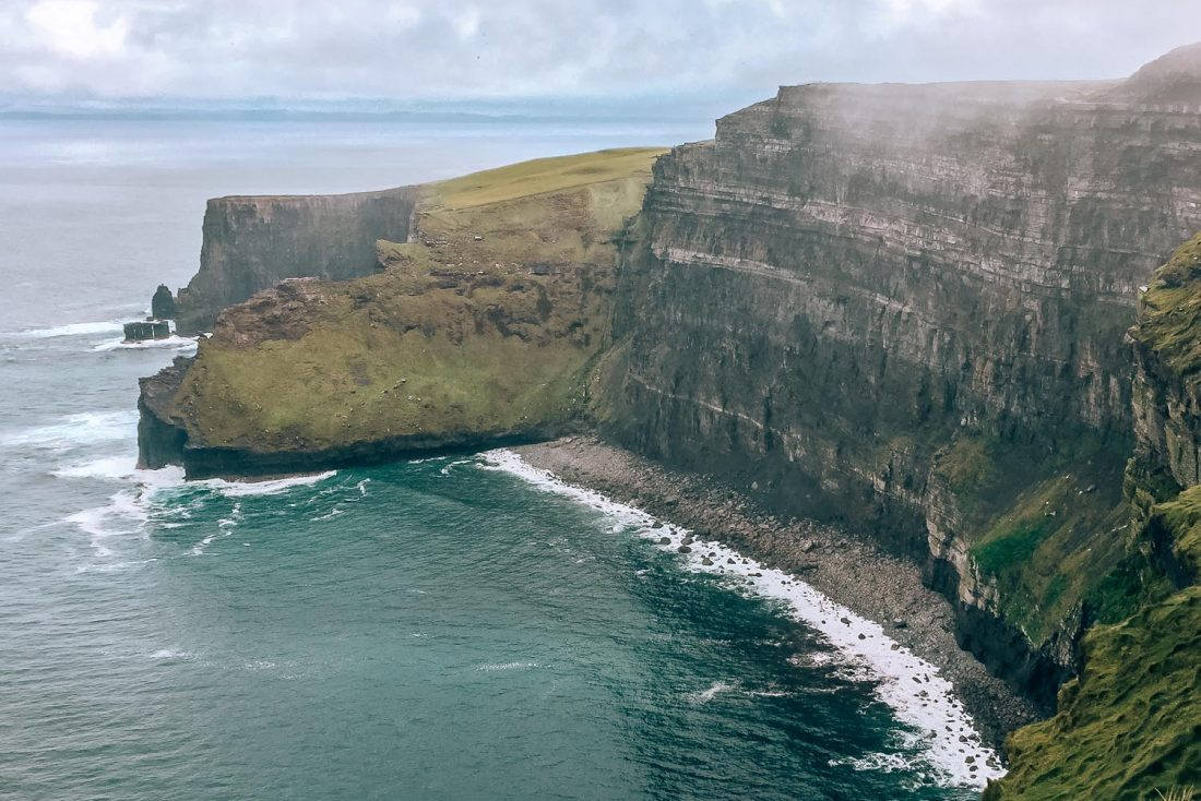 cliffs of moher in ireland - bucket lists travel itinerary