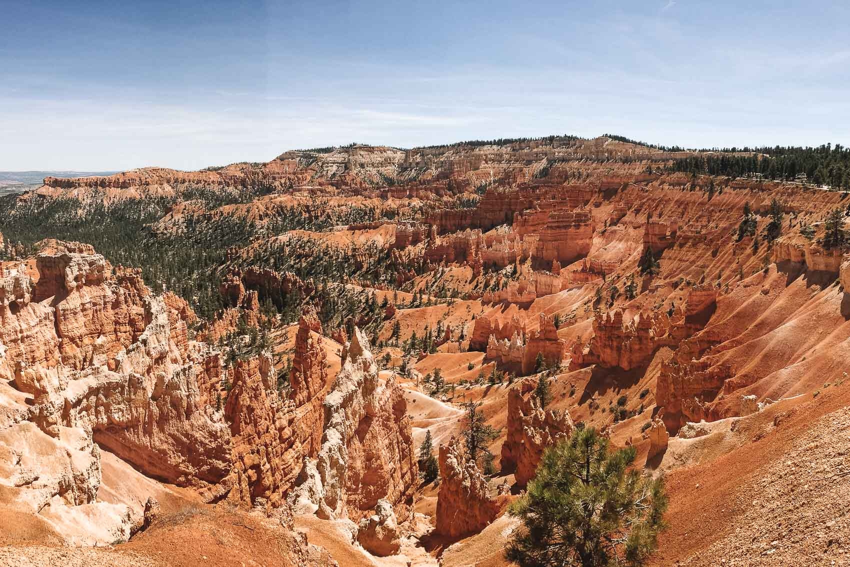 Bryce Canyon National Park in Utah on way to Best friends Animal Sanctuary - bucket list travel