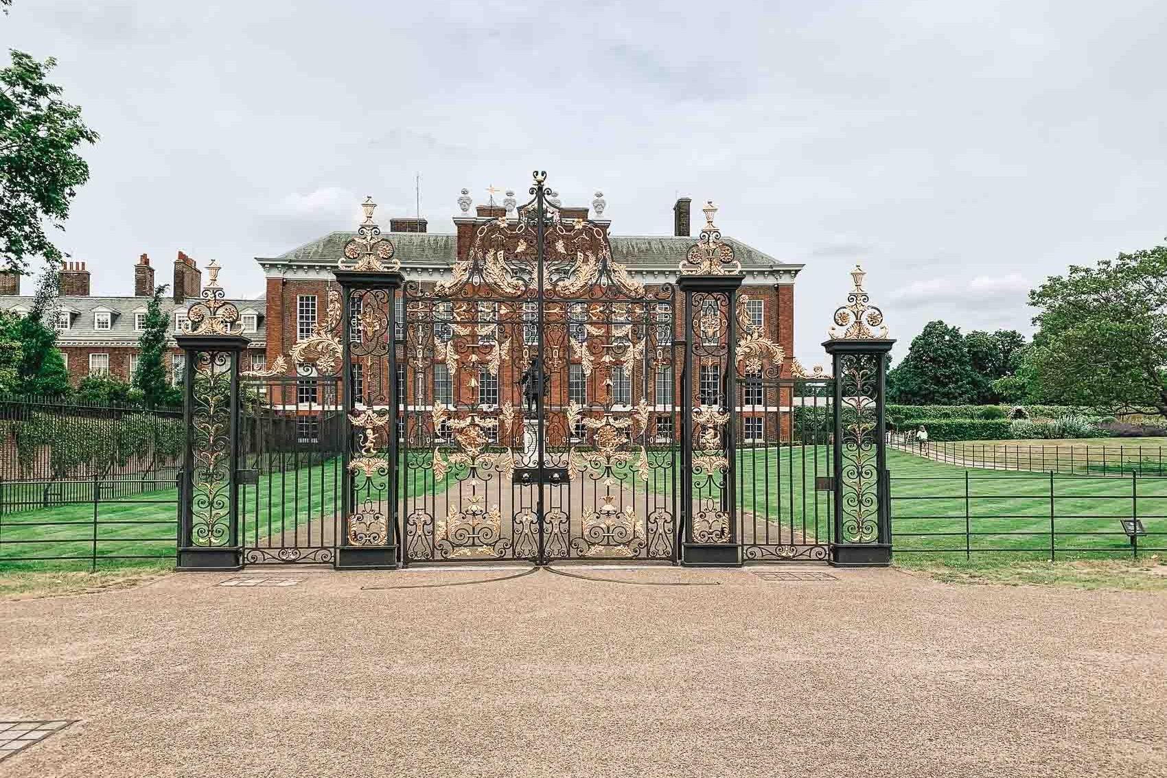 Kensington Palace in London - things to do in London